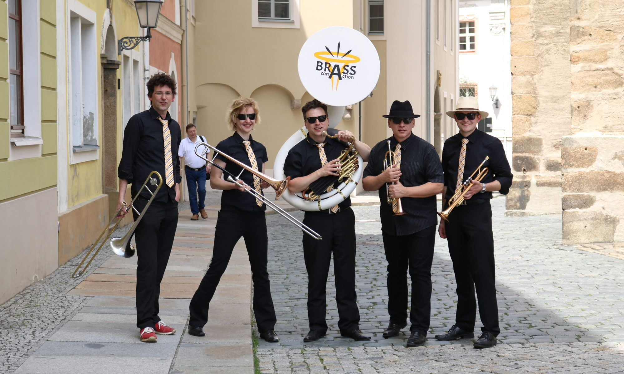 Brass conAction